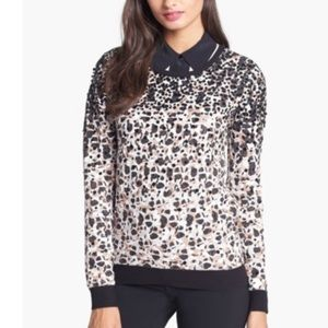 Marc By Marc Jacobs Sequined Crew Neck Sweater